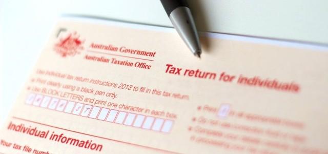 Steuererklärung in Australien