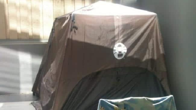 Günstige Unterkunft gesucht? Wie wärs mit Zelten in Melbourne?