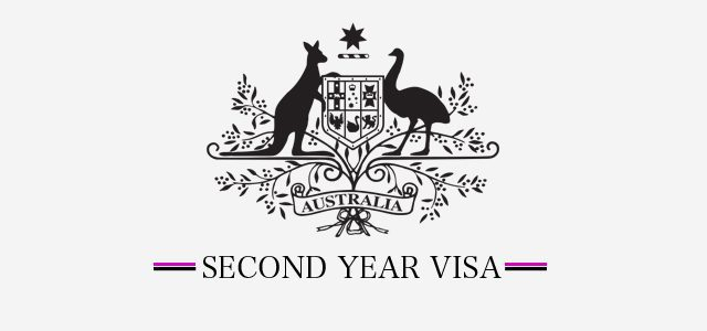 Second Year Visa beantragen – So geht's