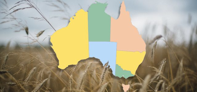 Second Year Visa (417) Postcodes in Australien
