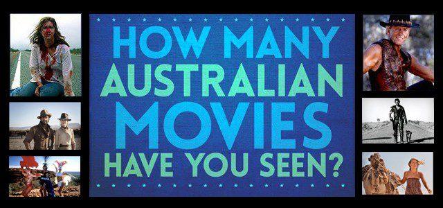 10 australische Filme, die du gesehen haben musst!