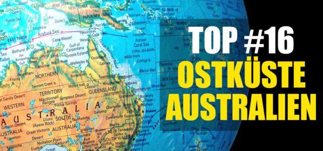Die 16 besten Orte der Ostküste Australien