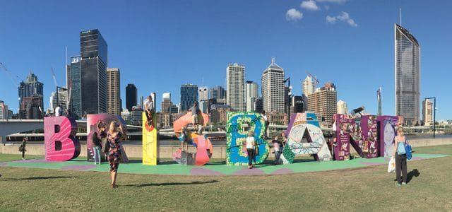 Brisbane Sehenswürdigkeiten in zwei Tagen