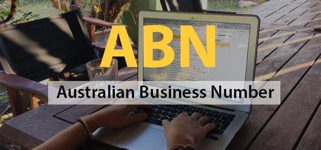 Tutorial ABN Australien – Schritt für Schritt