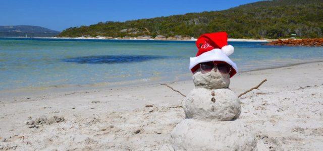 Weihnachten in Australien vs. Weihnachten in Deutschland