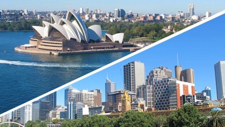 Sydney vs. Melbourne