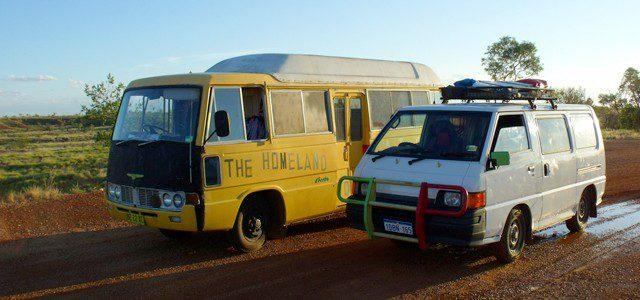 Australien: Leben im Van