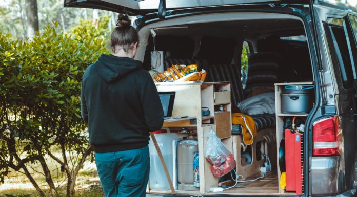 Leben im Van
