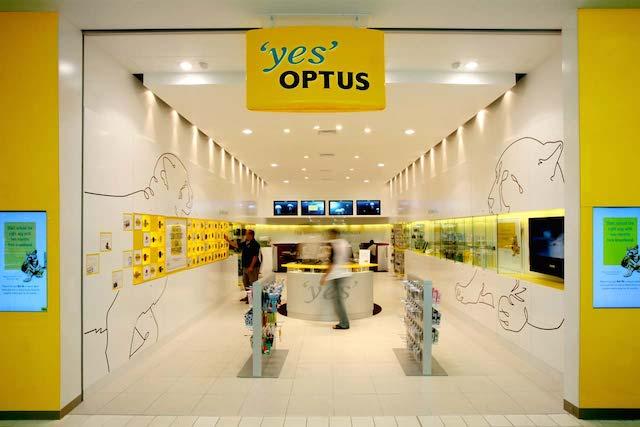 Telefonanbieter Australien optus