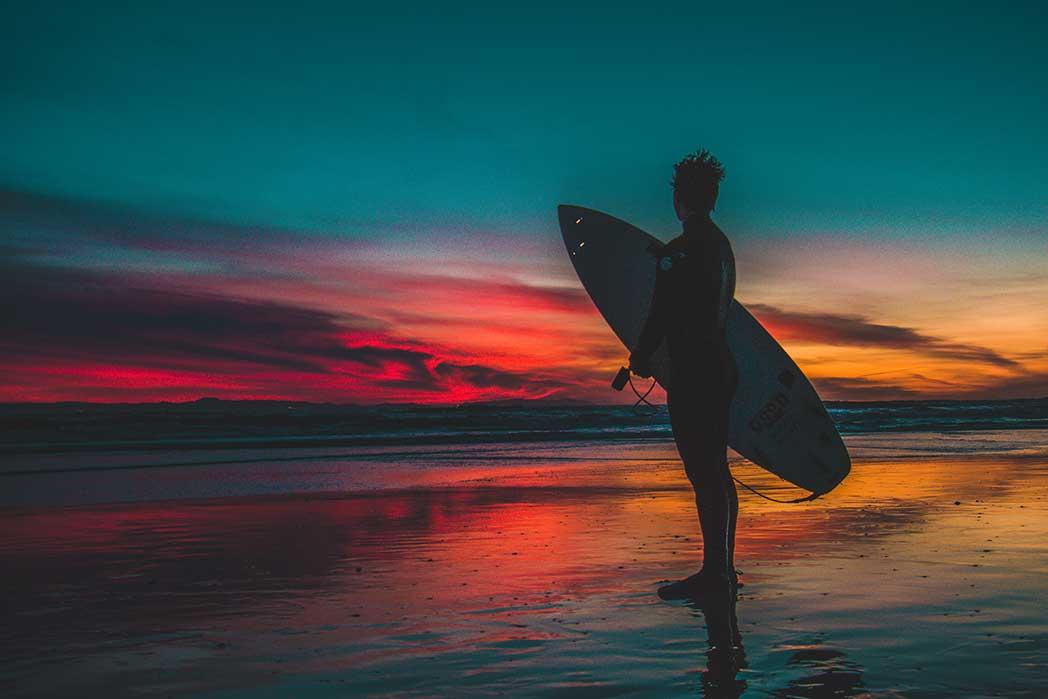 Surf Regeln 3