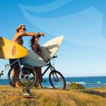 Surfen lernen in Australien