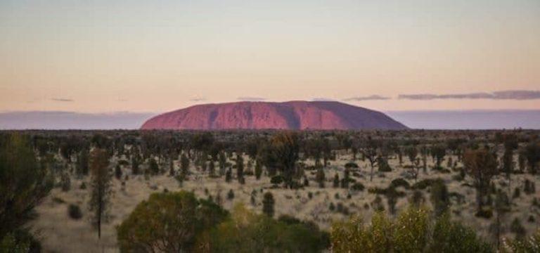 Uluru-Kata Tjuta-Nationalpark in 2 Tagen