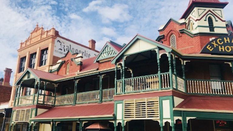 Kalgoorlie – Bergbaustadt im Herzen des Wilden Westens von Australien