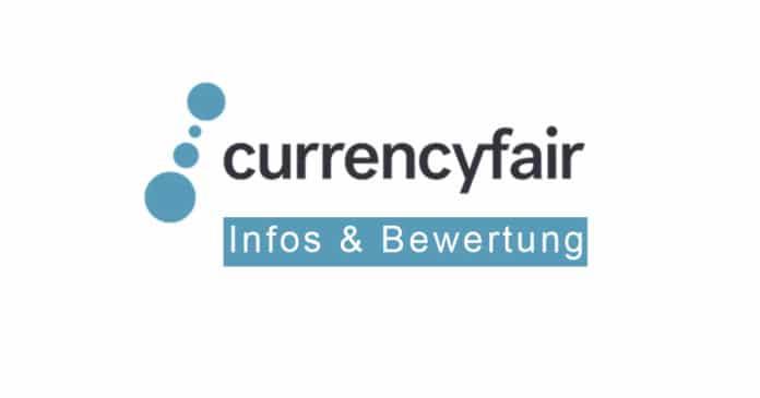 currencyfair infos & bewertung