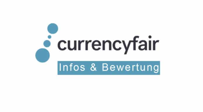 currencyfair infos & bewertung