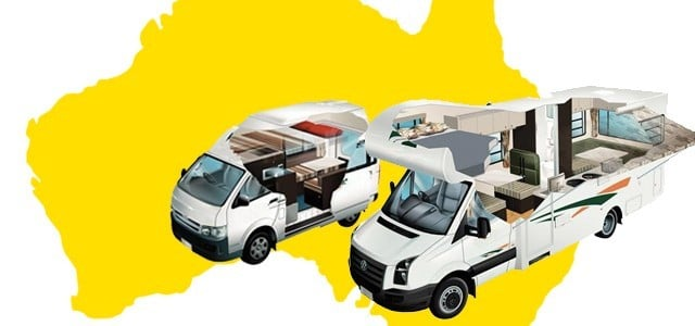 wohnmobil in australien mieten