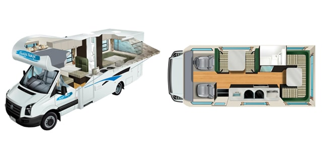 wohnmobil modelle 6-sitzer
