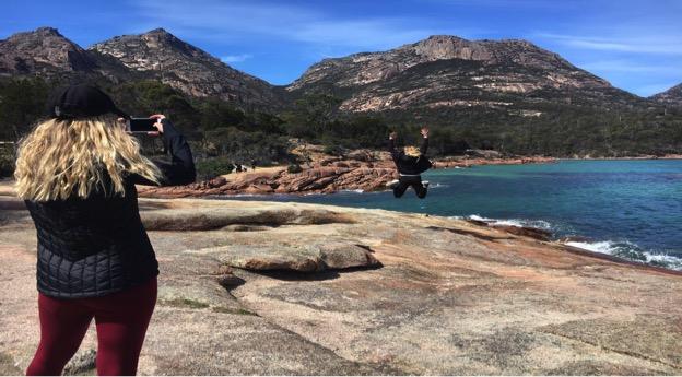 aupair in tasmanien