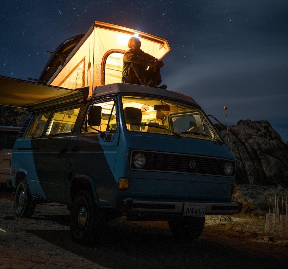 camping australien campervan
