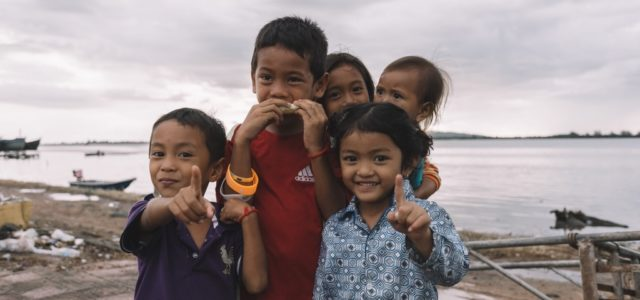 Kambodscha reiseroute