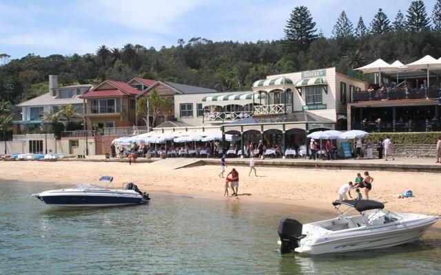 Sehenswuerdigkeiten in Sydney Watsons Bay