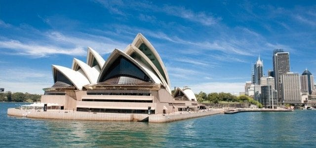 Sehenswuerdigkeiten in Sydney