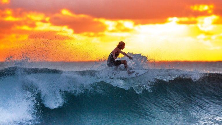 Surf Regeln – Was tun und was nicht