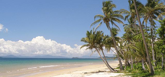 Mission Beach klima australien