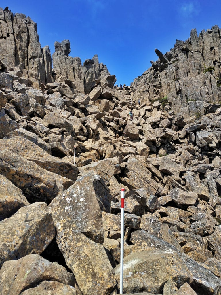 cradle mountain route 4