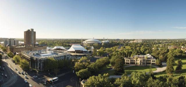 Sehenswürdigkeiten in Adelaide