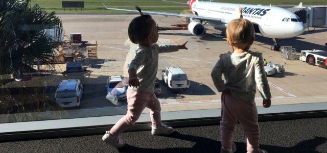 Fliegen mit Kindern – So klappt es!