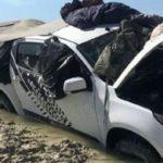 Zwei Australier überleben 5 Tage im Auto – umzingelt von Krokodilen
