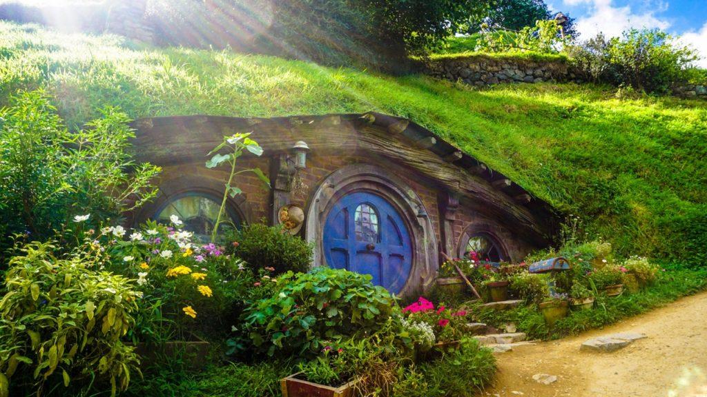 Hamilton Hobbiton Neuseeland
