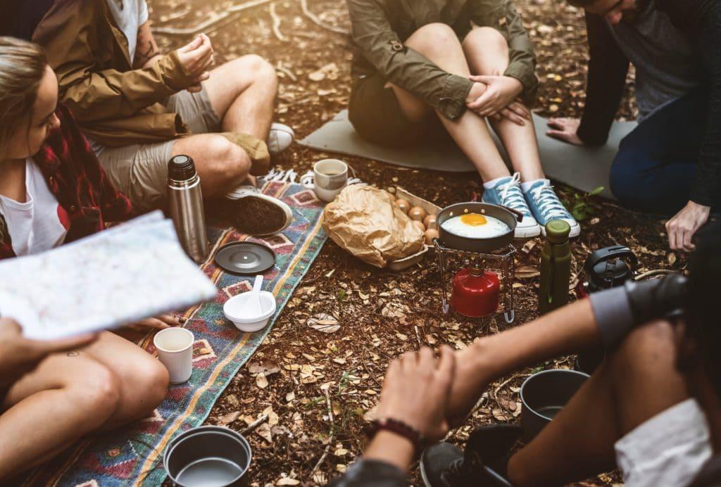free camping Australien