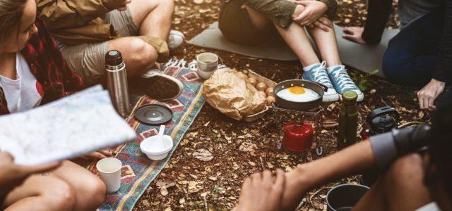 Camping Packliste: Das benötigst du für deinen Roadtrip