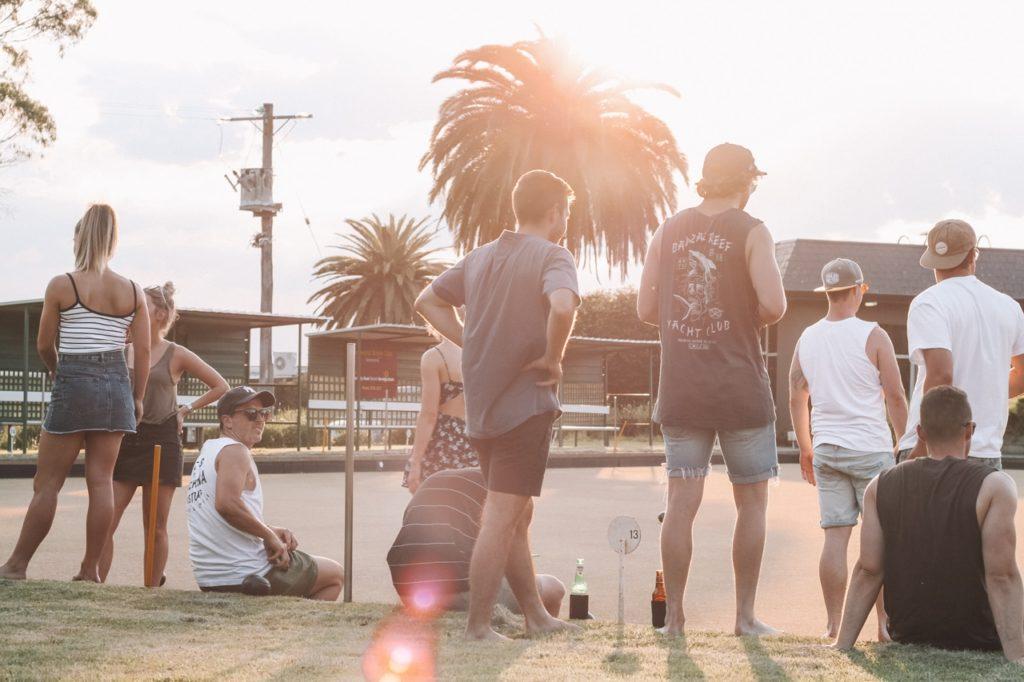 Klima Melbourne Frühling