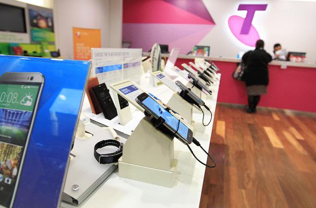 Telefonanbieter Australien telstra