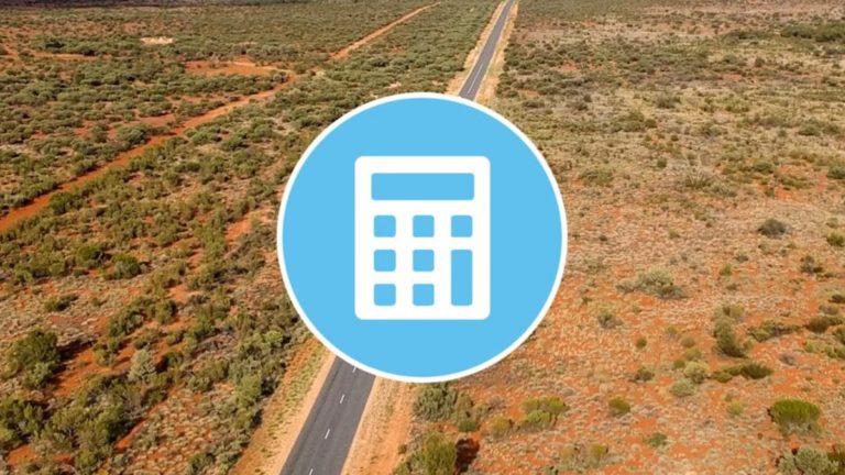 Australien Roadtrip Kosten Rechner